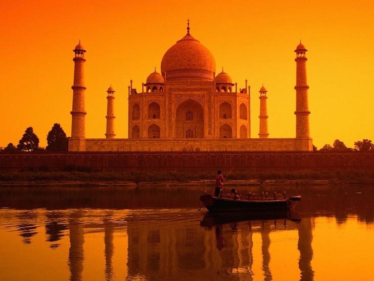 What is Taj Mahal