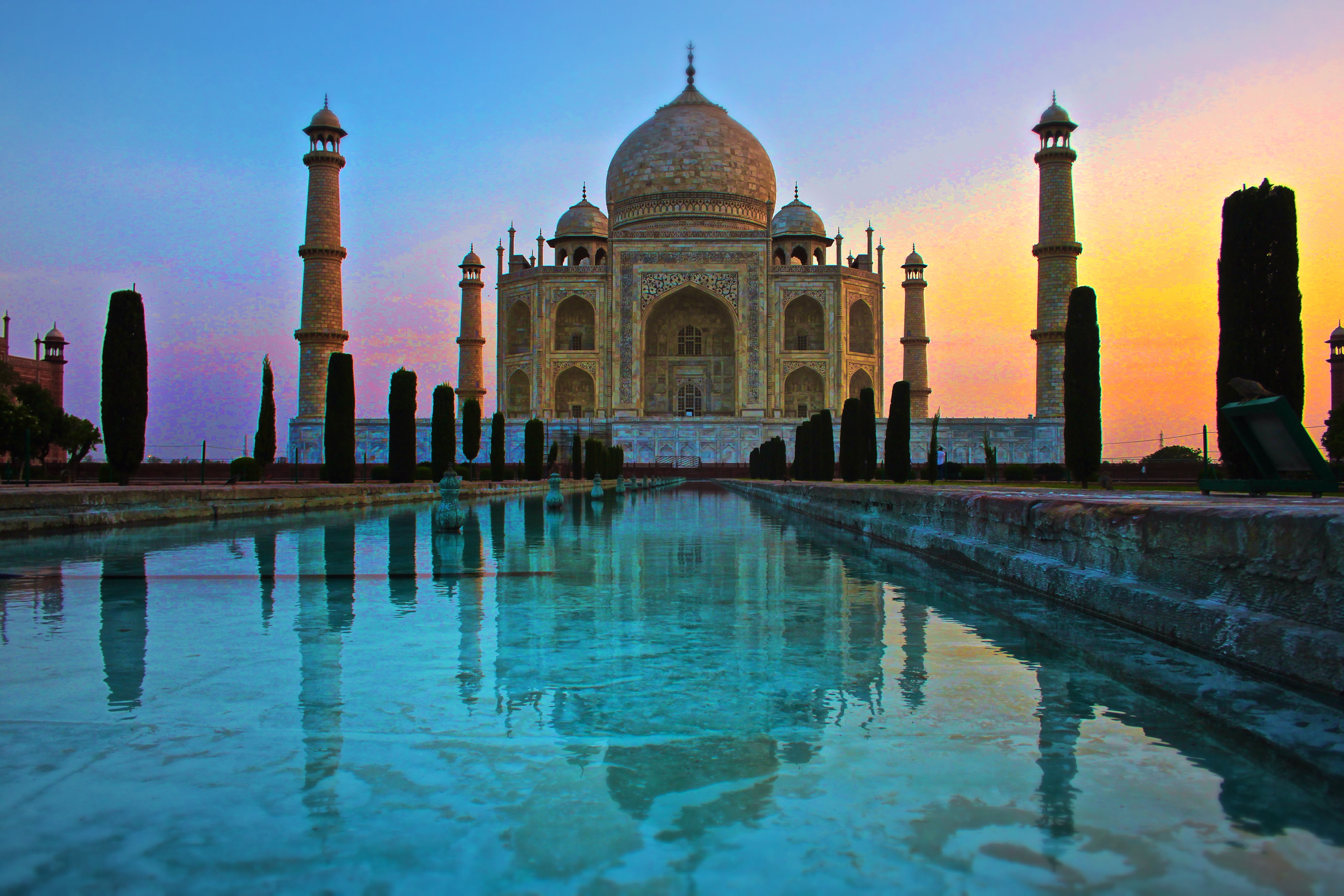 History Of Taj Mahal Agra India Number 1 Travel Blogs