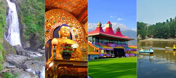Tourist Places in Dharamshala