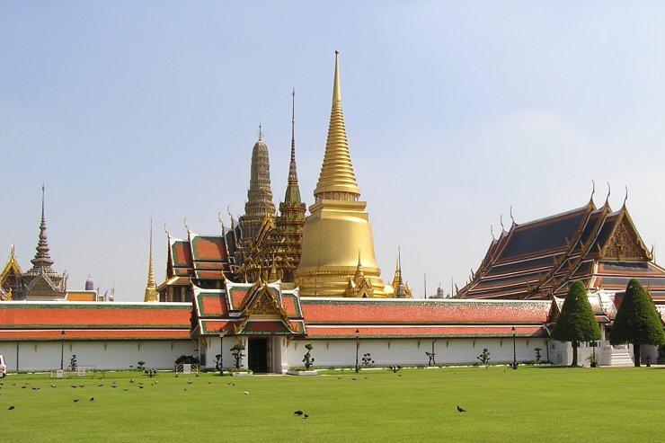 Grаnd Palace Wаt Phra