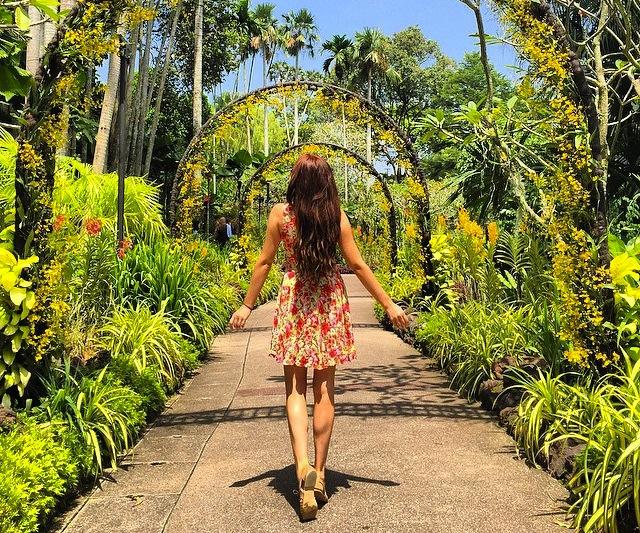 singapore greenest cities