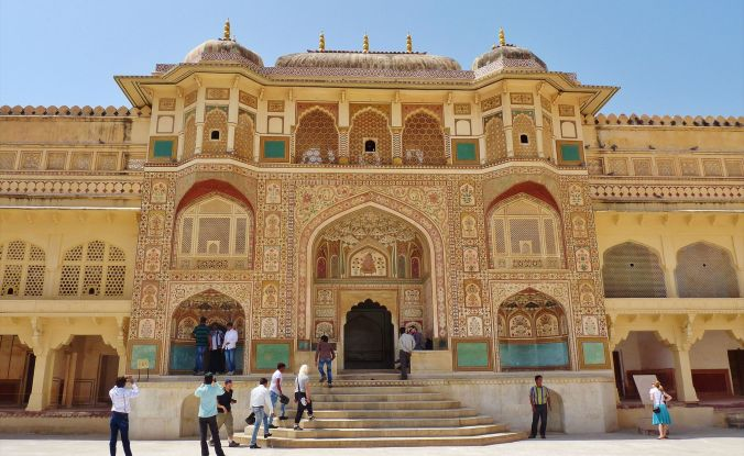 amber fort of rajasthan