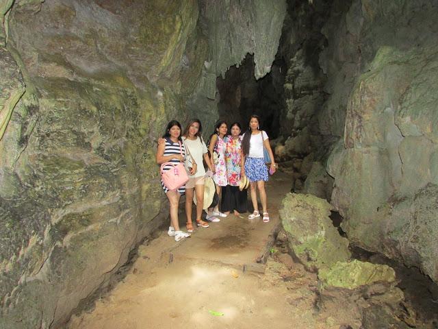 Limestone Caves