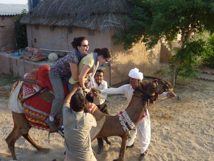 Bishnoi, the Environmentalist's Village