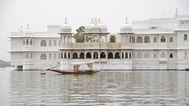 City Palace fort of Udaipur Rajasthan