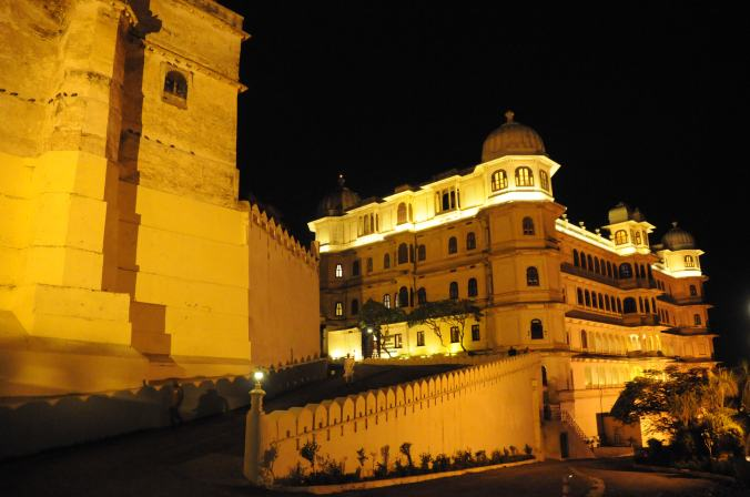 Fateh Prakash Palace of Rajasthan