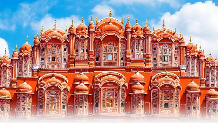 hawa mahal palace of winds jaipur