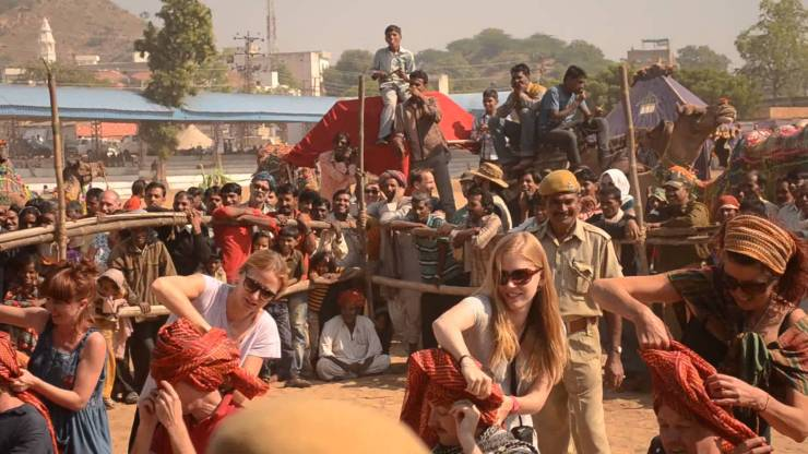 MakarSankranti in Pushkar