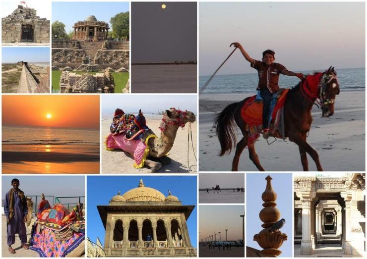 Adventure places in Gujarat