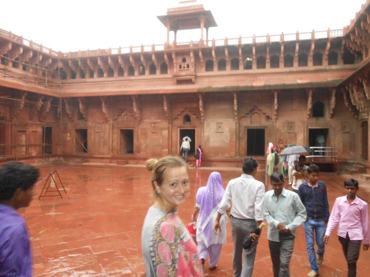 Taj Mahal, Agra Fort and Fatehpur Sikri