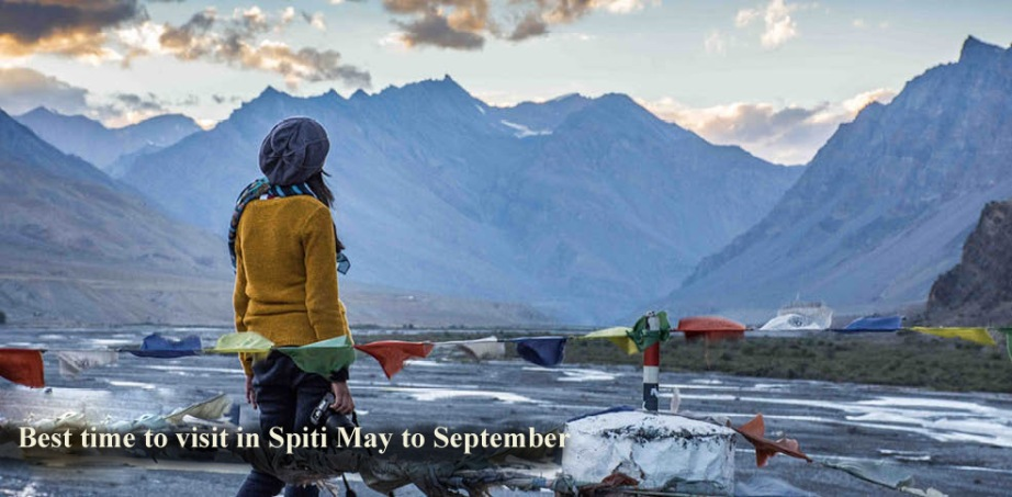 Best time to visit in Spiti May to September