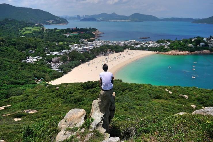 Cape d'Aguilar hong kong