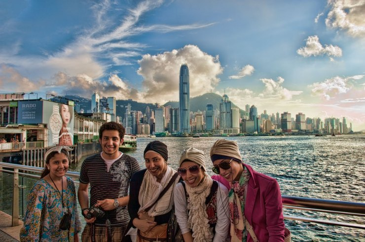 hong kong tourism