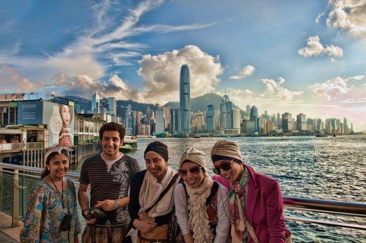 hong kong tourism